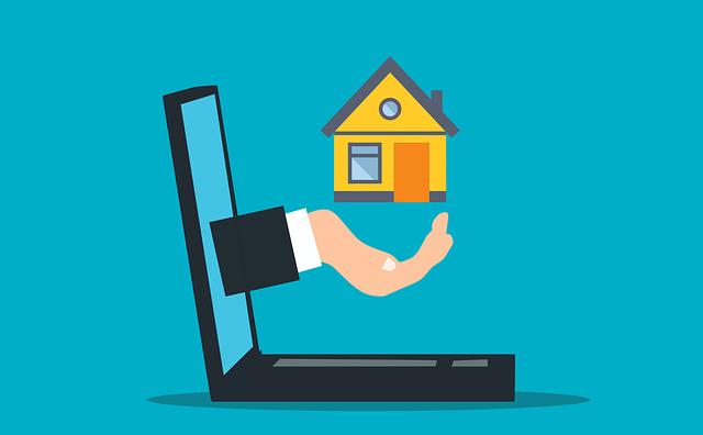 Création du site internet d'une agence immobilière